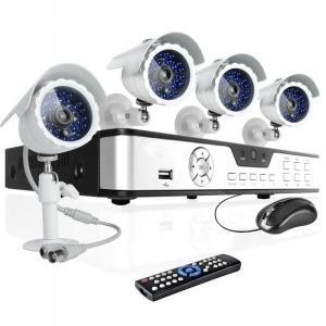 H.264 standard alone 16CH DVR