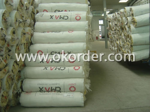 Glass Wool Insulation Materials