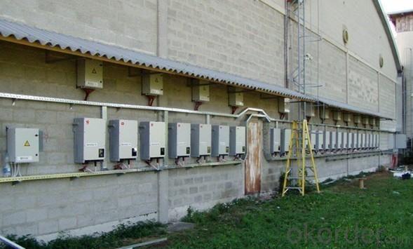 Gird Tied Solar Inverter CNBM-3000MTL