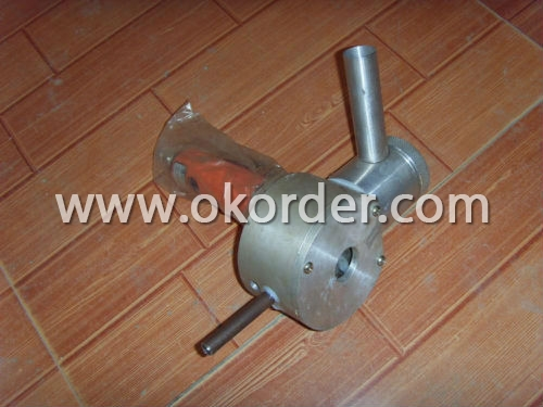 Different Axis Spray Gun