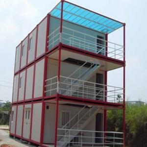 Sandwich Panel Dormitory House