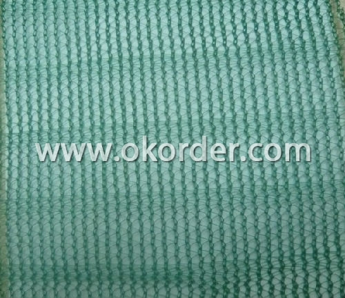 Olive net PE green 35g for harvest