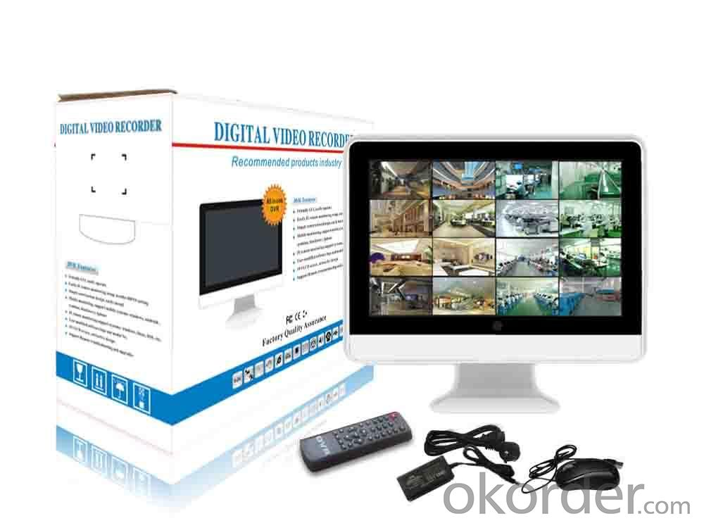 Hot Sell Combo DVR Standalone
