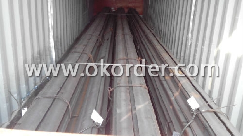 Hot Rolled Steel Rail