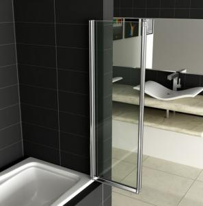 6 or 8 mm Frameless Bathtub  GlassScreen