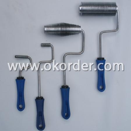 Spring Press Roller