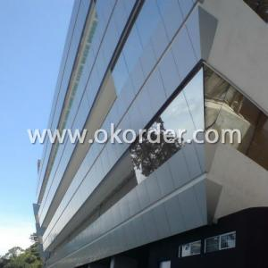 Aluminium Composite Panel for Exterior Cladding and Interior Wall Decoration