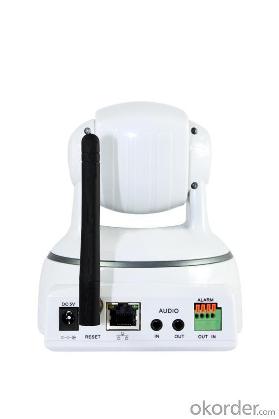 Mega pixel IP camera