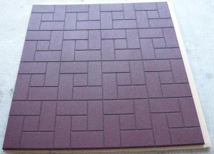 Compound EPDM Tiles