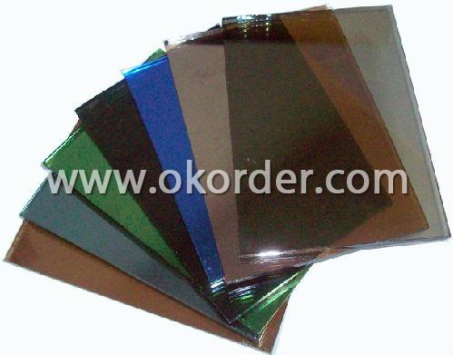 4mm,5mm,5.5mm,6mm dark grey,Euro grey,French green,dark green,pink, bronze,Ford blue,ocean blue, dark blue reflective glass for curtain walls