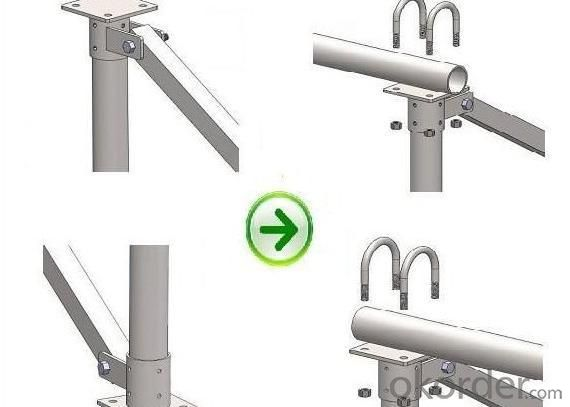 Spiral Pipe Mounting System