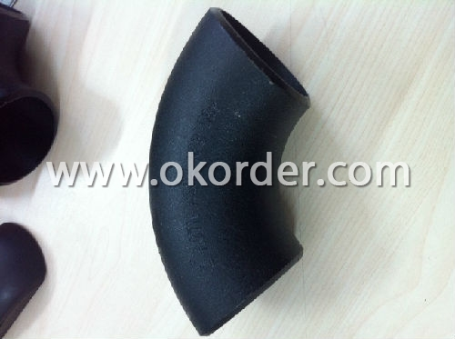 carbon steel fitting elbow