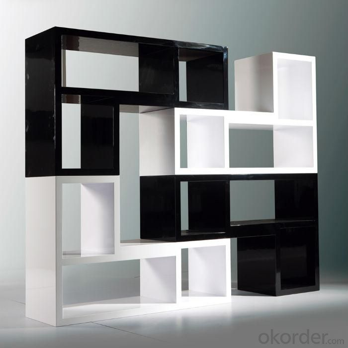 New Design Bookcase