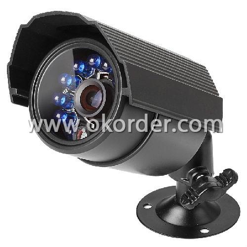 600TVL Outdoor CCD Sony CCTV Camera