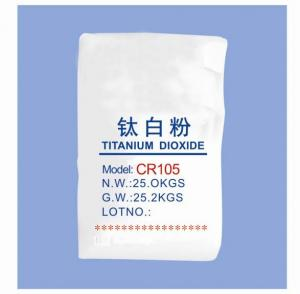 Titanium Dioxide With Excellent Dispersion CR900