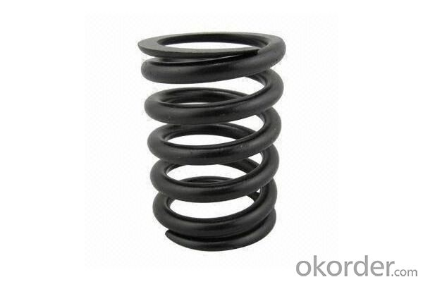 Compression Spring, Heavy Duty, with Stainless Steel