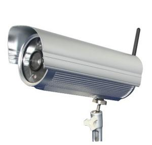 Wireless Mega Pixel IP camera