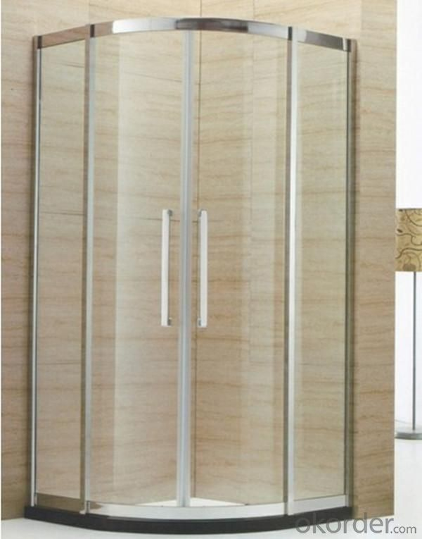 SHOWER DOOR/Tempered Glass/Aluminium Alloy