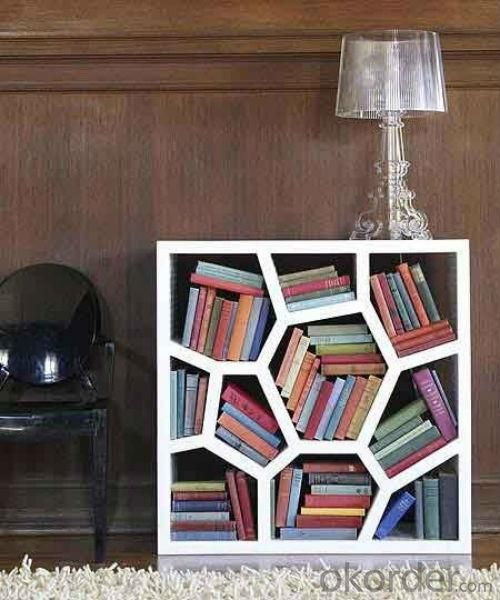 New Design Bookcase