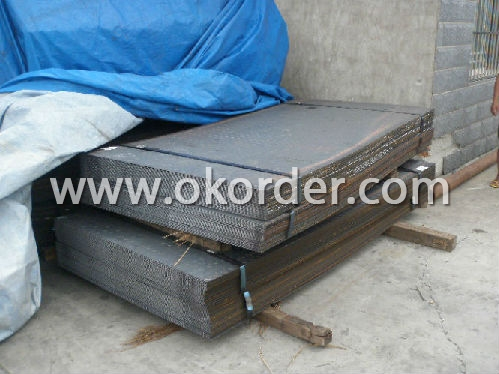 Hot Rolled Checkered Steel Sheet