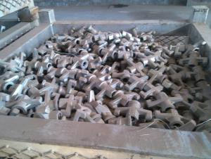 Hot Dipped Galvanized  Wing Nut Dia 18mm