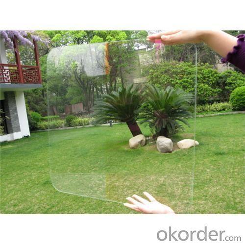 AR Coated Glass