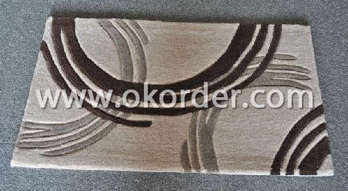 Acrylic Hand Tufted Rug