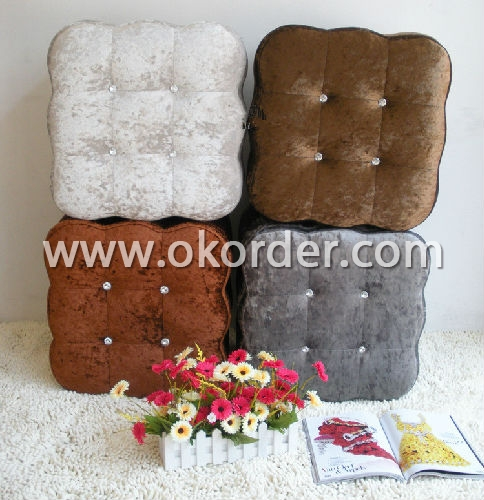 Fabric Ottomans