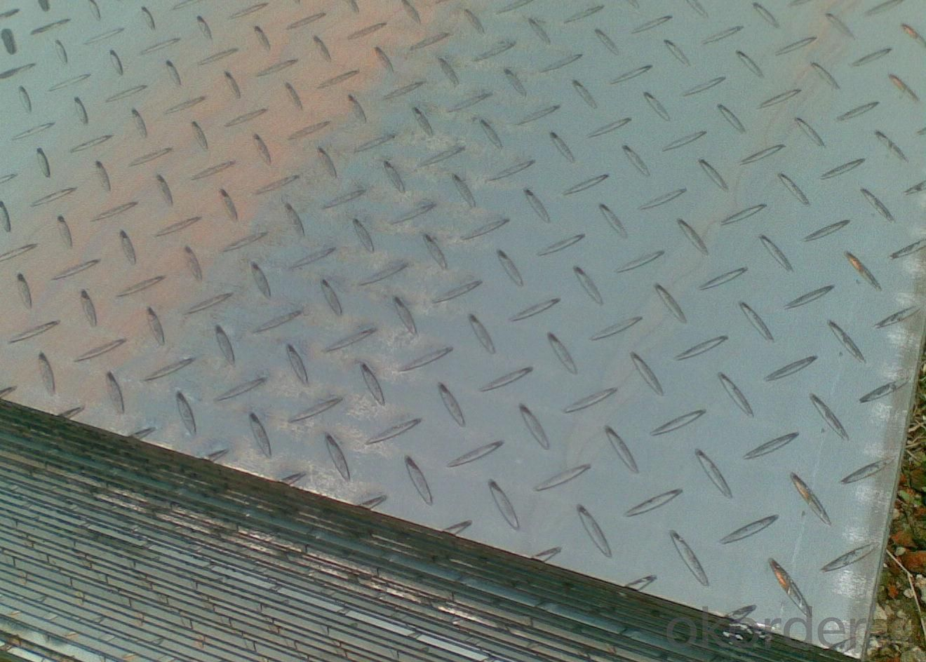 High Quality Hot Rolled Steel Sheet