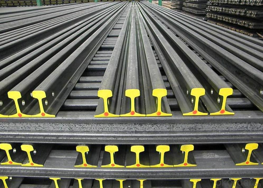 High Quality Steel Rail