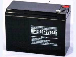 Valve Regulated Lead Acid Battery 12V/10Ah