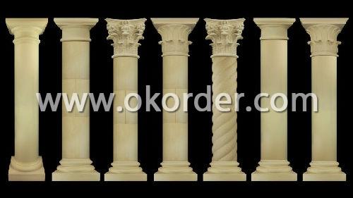 Classic Column Head Mould