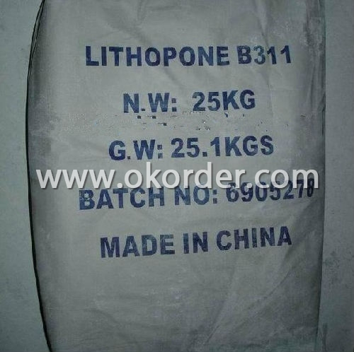 package of Lithopone