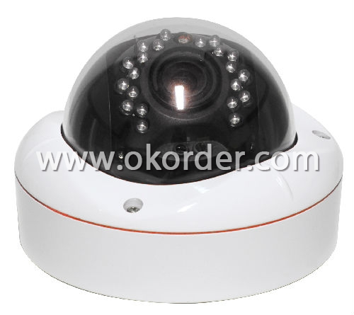480TVL IR Array Waterproof Camera