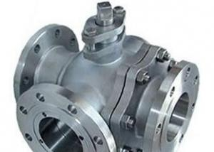 Metal-to-Metal Seal Ball Valves