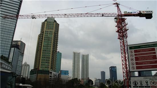 Tower Crane TC6016