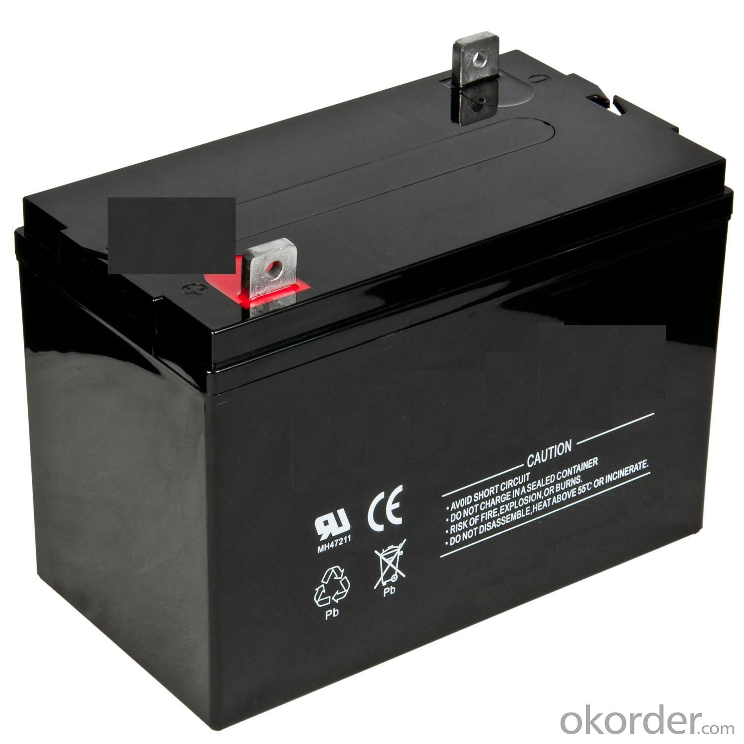 Valve Regulated Lead Acid Battery 6V/10Ah
