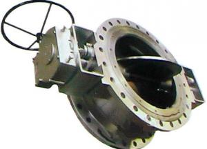 Double or Triple Eccentric Butterfly Valve