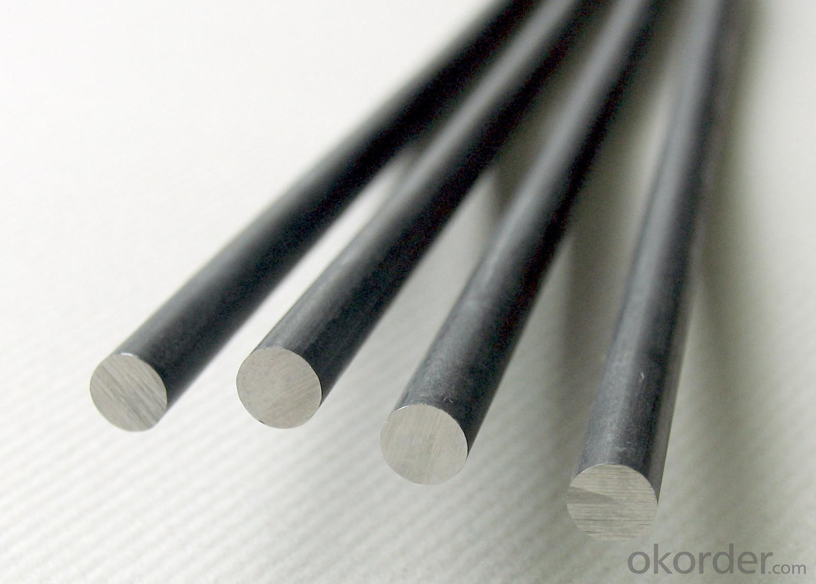 Round Spring Steel