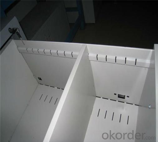 Vertical 3 Drawer Filing Cabinet CM-3D-008
