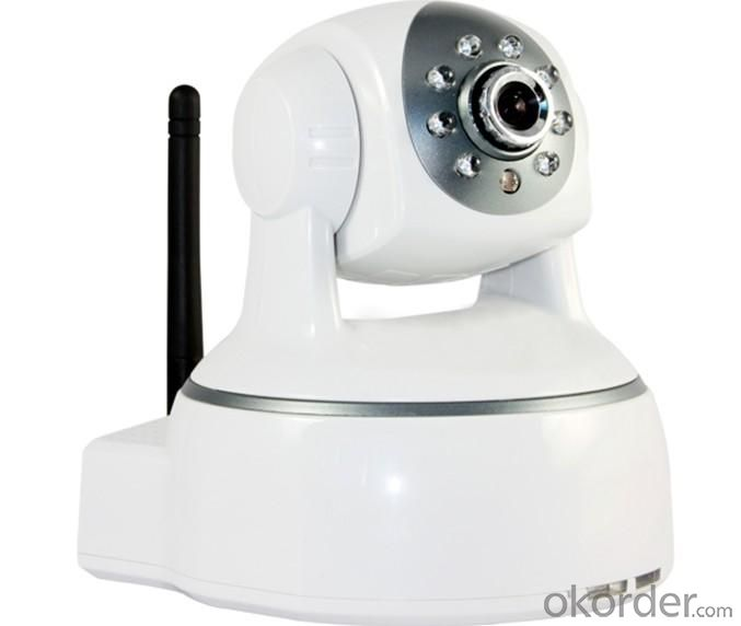 Mega pixel IP camera
