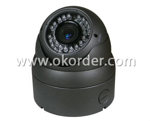 IR Pan/tilt Dome camera