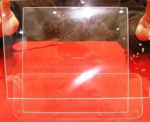 Big Size Quartz Plate