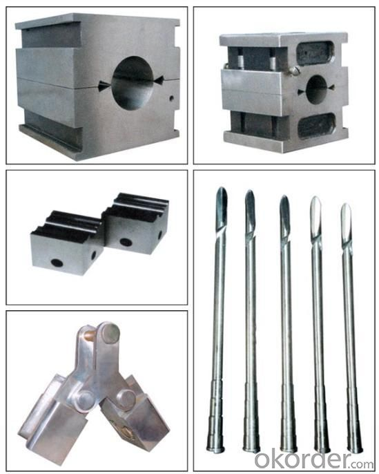 Rigging Hardware with Stainless Steel