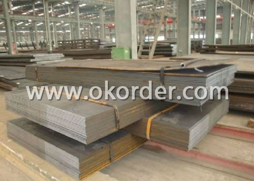 Hot Rolled Checkered Steel Plate