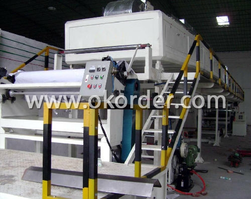 High Quality Vertical Microcomputer Automatic Slitting Machine P-VC-1200