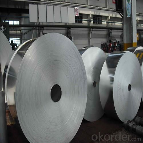 Aluminum Strips AA8006