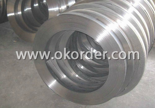 Stainless Steel Strips 316L
