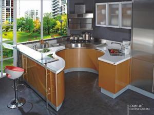 New Design Kitchen Cabinet CC006