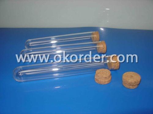 UV Clear Quartz Tubes